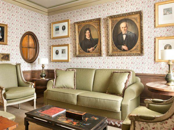 La Bastide De Gordes one bedroom suite