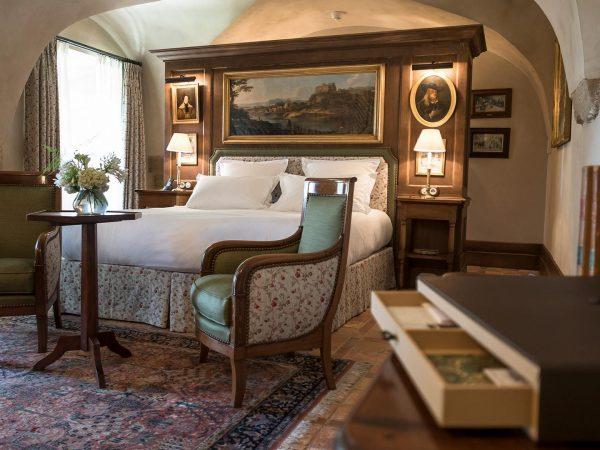 La Bastide De Gordes prestige junior suite