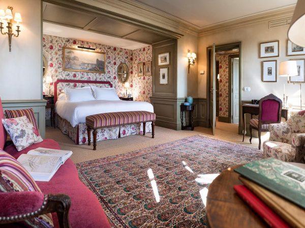 La Bastide De Gordes prestige junior suite room