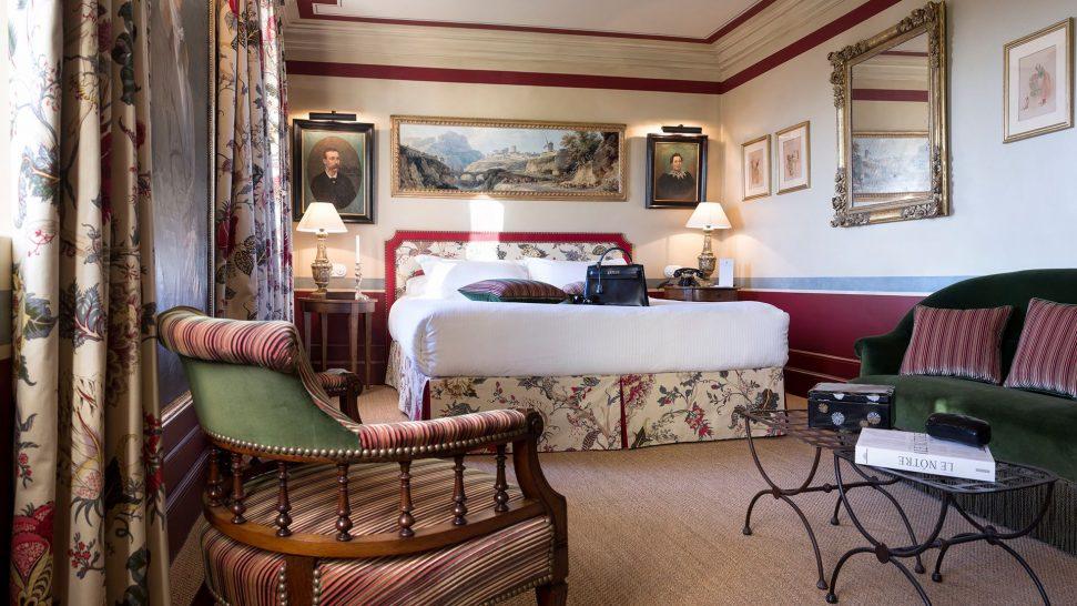 La Bastide De Gordes superior valley room