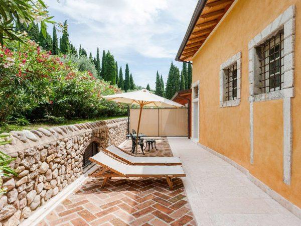 Lago di Garda Villa Cordevigo CAMERE TRADIZIONE IDROMASSAGGIO
