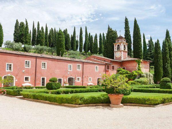 Lago di Garda Villa Cordevigo ESTERNI