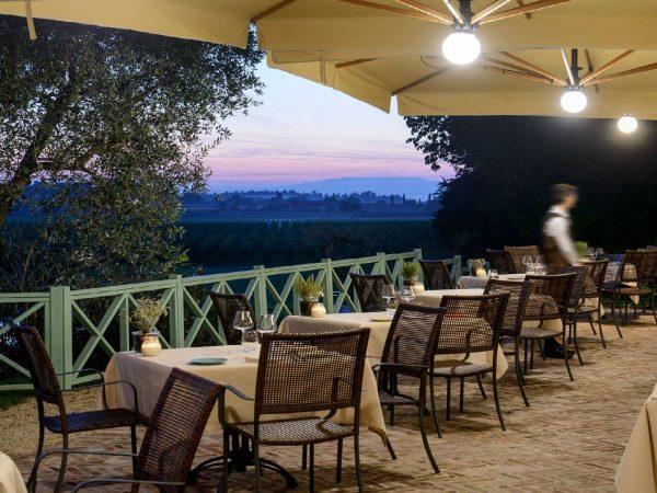 Lago di Garda Villa Cordevigo ESTERNI BISTROT