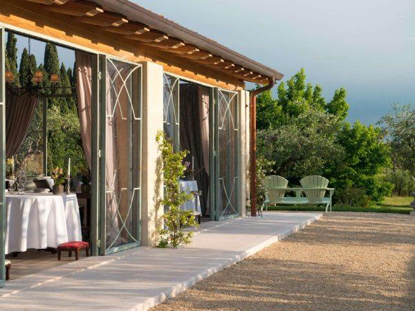 Lago di Garda Villa Cordevigo ESTERNI Oseleta