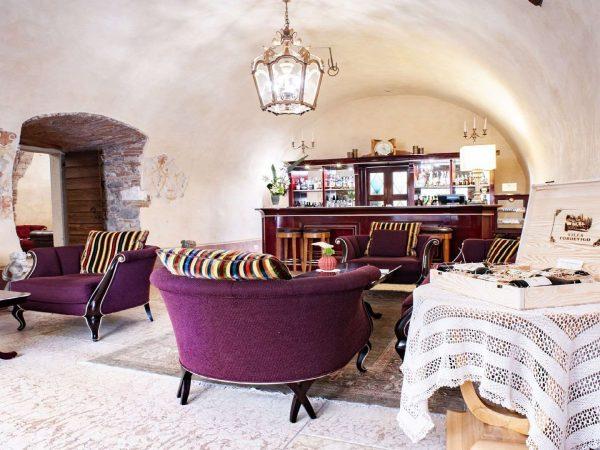 Lago di Garda Villa Cordevigo ESTERNI bar