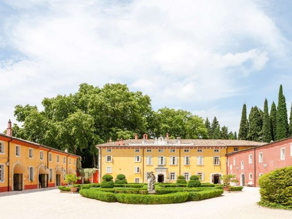 Lago di Garda Villa Cordevigo INTERNI