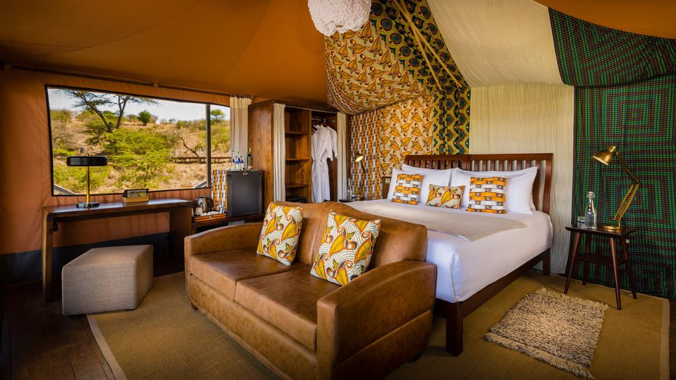 Mahali Mzuri Bedroom