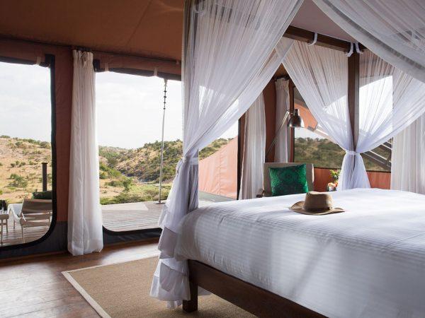Mahali Mzuri Luxury Tent