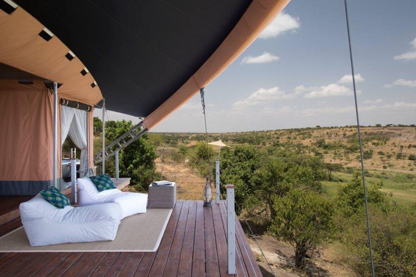 Mahali Mzuri Masai Mara Tent