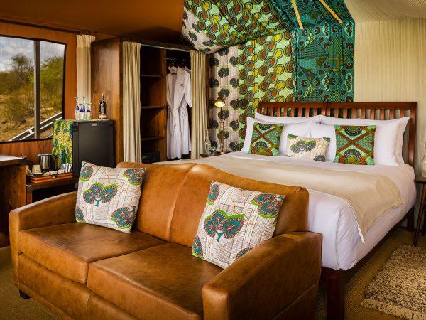 Mahali Mzuri Room