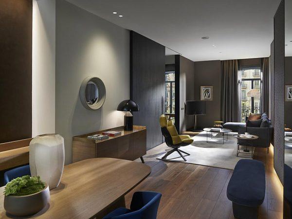 Mandarin Orienta Barcelona Deluxe Suite