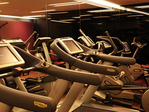 Mandarin Orienta Barcelona Gym