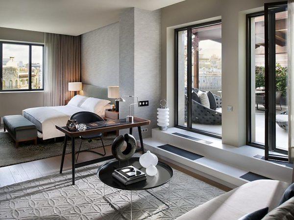 Mandarin Orienta Barcelona The Penthouse Suite