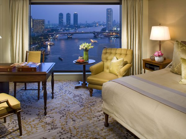 Mandarin Oriental Bangkok Family Two Bedroom Suite