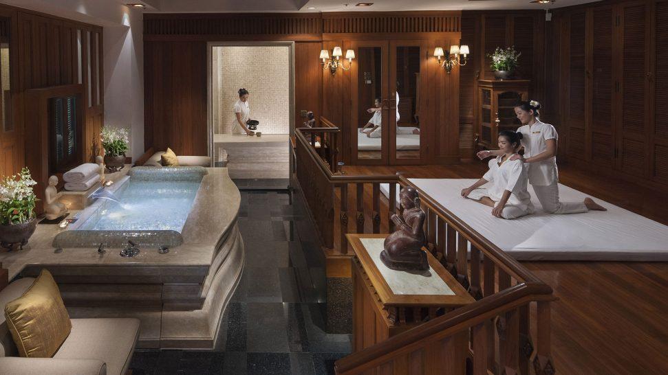 Mandarin Oriental Bangkok Massage