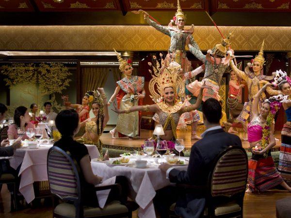 Mandarin Oriental Bangkok Sala Rim Naam