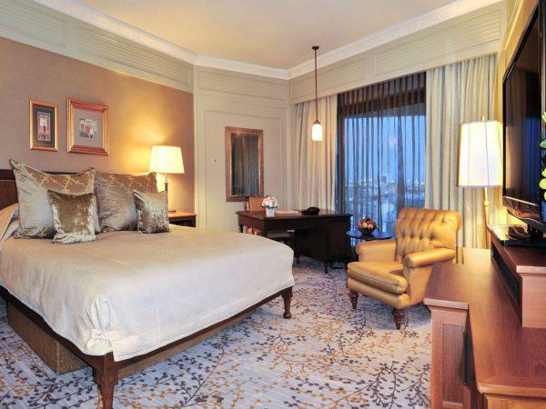 Mandarin Oriental Bangkok Superior Room