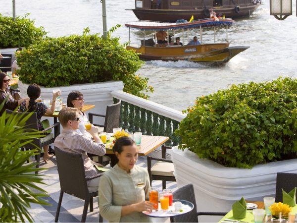 Mandarin Oriental Bangkok The Verandah