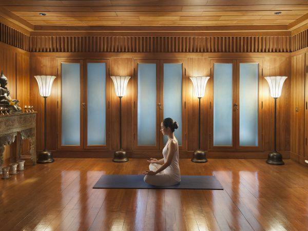 Mandarin Oriental Bangkok Yoga