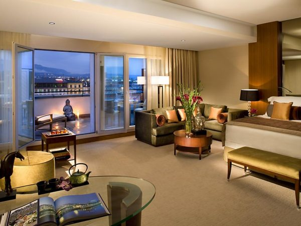 Mandarin Oriental Geneva Junior Terrace Suite