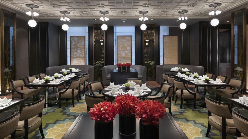 Mandarin Oriental Guangzhou Jiang by Chef Fei
