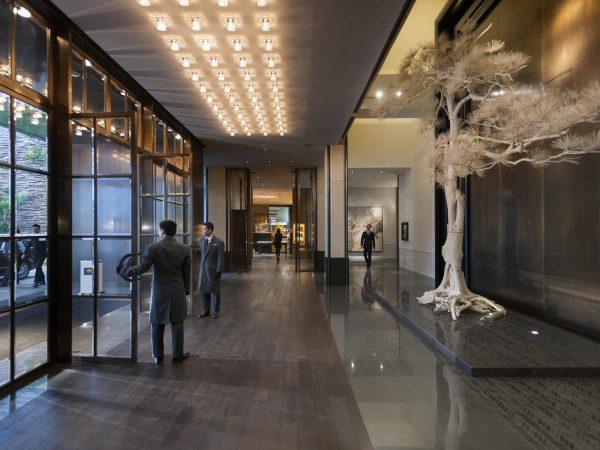 Mandarin Oriental Guangzhou Lobby