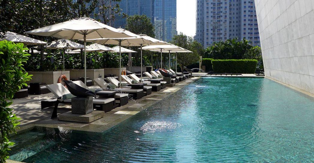 Mandarin Oriental Guangzhou Pool