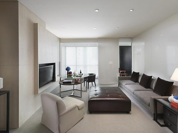 Mandarin Oriental Guangzhou Premier Suite