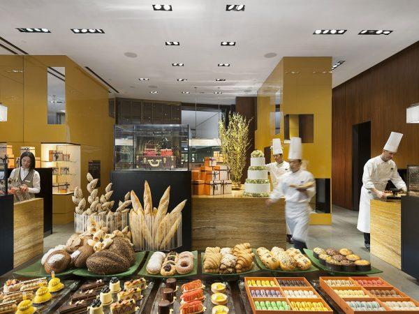 Mandarin Oriental Guangzhou The Mandarin Cake Shop