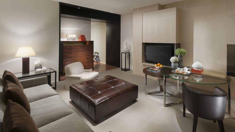 Mandarin Oriental Guangzhou Club Premier Suite
