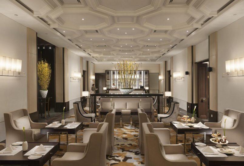 Mandarin Oriental Guangzhou The Taikoo Lounge
