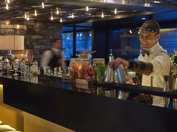 Mandarin Oriental Hotel Barcelona Bar