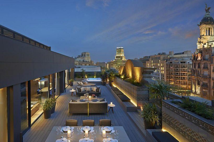 Mandarin Oriental Hotel Barcelona barcelona suite