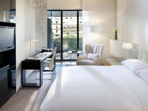 Mandarin Oriental Hotel Barcelona deluxe garden room
