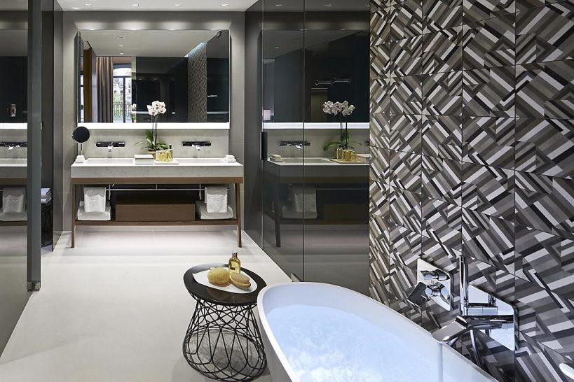 Mandarin Oriental Hotel Barcelona grand suite