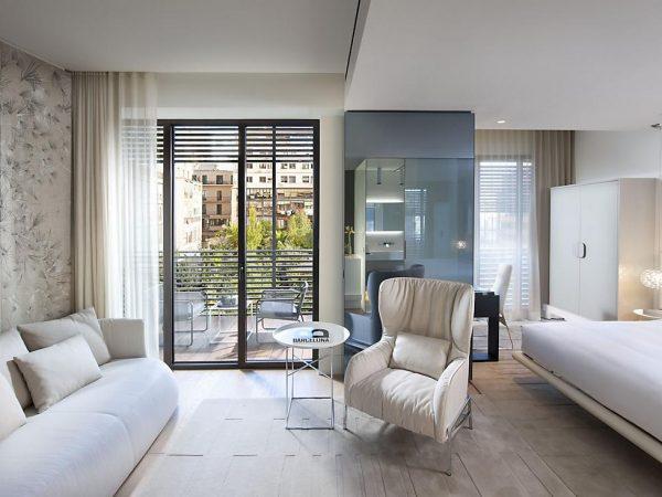 Mandarin Oriental Hotel Barcelona mandarin room