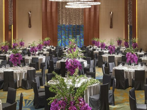 Mandarin Oriental Pudong shanghai grand Ballroom