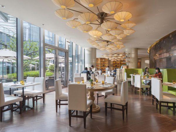 Mandarin Oriental Pudong shanghai zest