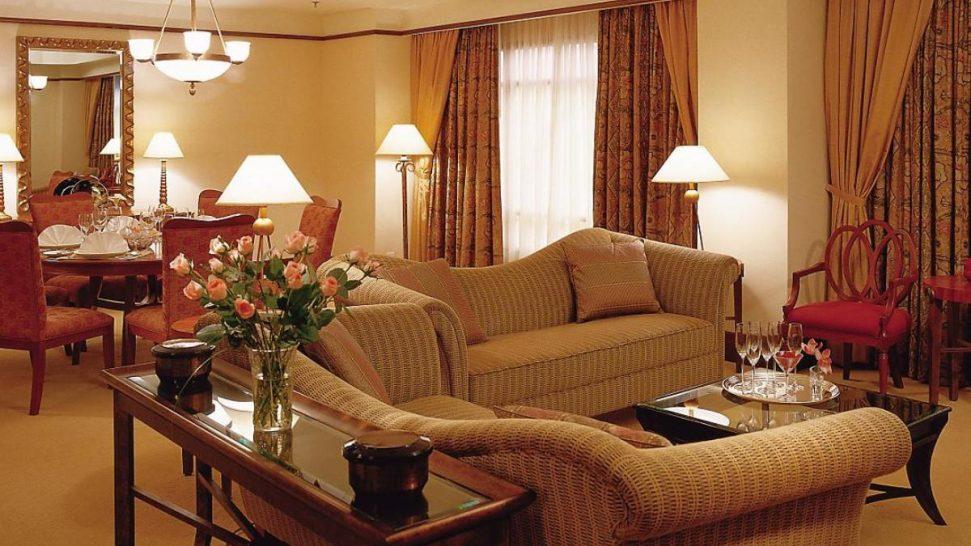Mandarin Oriental Kuala Lumpur Three Bedroom Executive Apartment