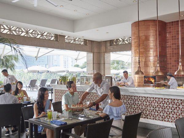 Mandarin Oriental Kuala Lumpur AQUA Restaurant & Bar