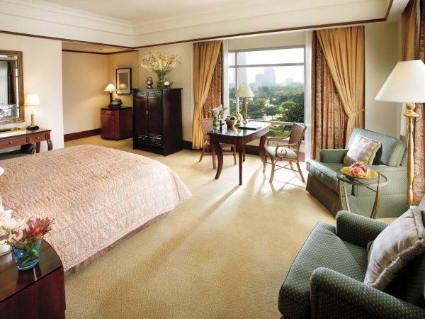 Mandarin Oriental Kuala Lumpur Club Executive Park View Room