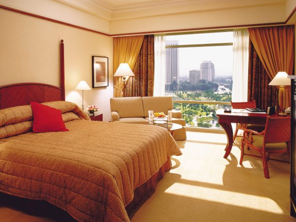 Mandarin Oriental Kuala Lumpur Club Park View Room