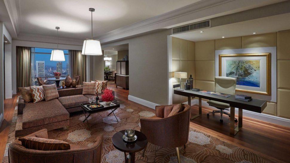 Mandarin Oriental Kuala Lumpur Club Suite