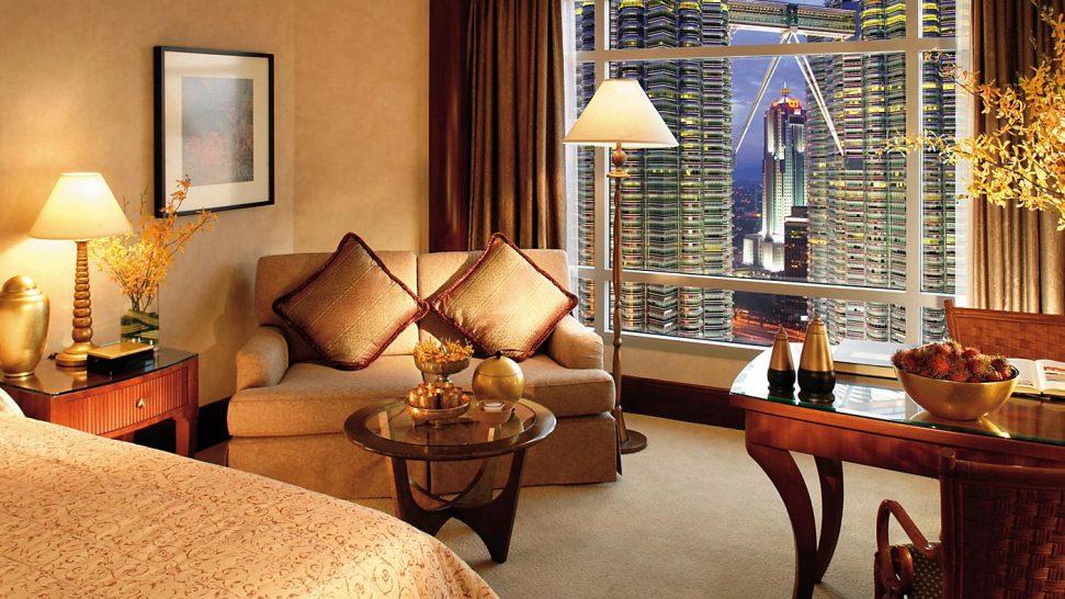 Mandarin Oriental Kuala Lumpur Club Twin Towers View Room