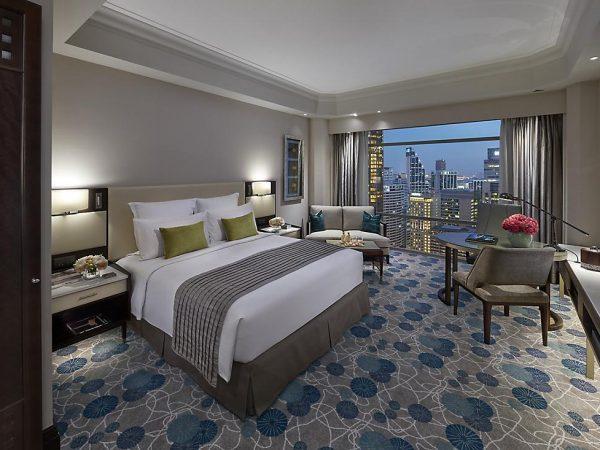 Mandarin Oriental Kuala Lumpur Deluxe City View Room