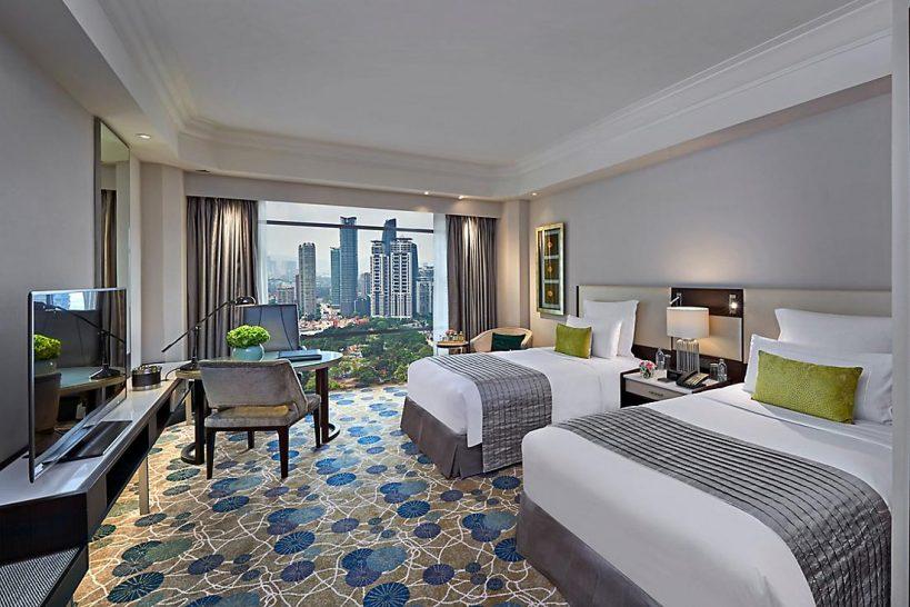 Mandarin Oriental Kuala Lumpur Deluxe Park View Room