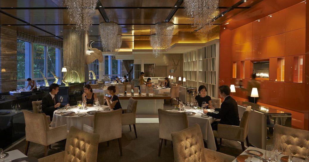 Mandarin Oriental Kuala Lumpur Mandarin Grill