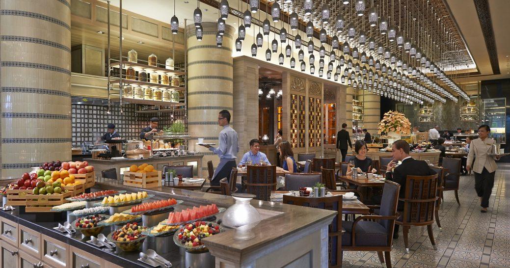 Mandarin Oriental Kuala Lumpur Mosaic