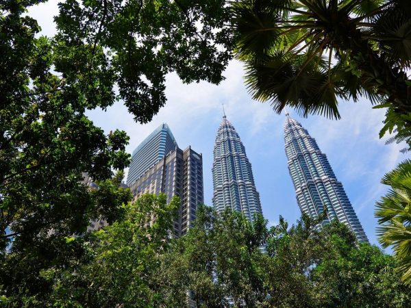 Mandarin Oriental Kuala Lumpur Outside Area