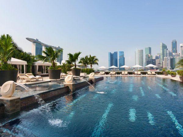 Mandarin Oriental Kuala Lumpur Pool View